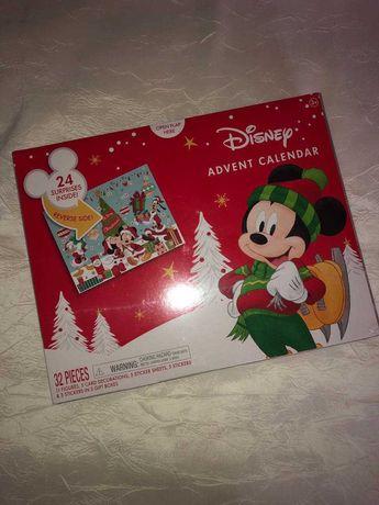 Адвент календарь Disney. Оригинал. Новый