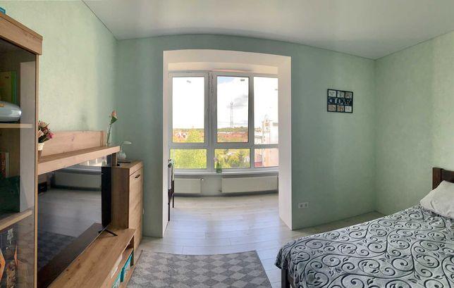 2-х комнатная квартира в НОВОМ доме с РЕМОНТОМ