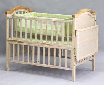 Продам детскую кроватку Geoby с пеленальным столиком и люлькой