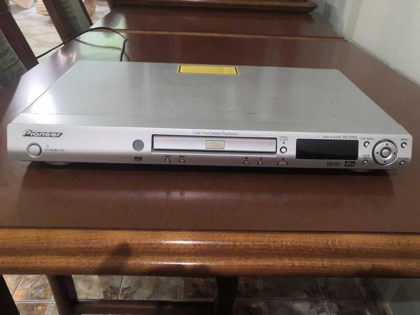 Odtwarzacz DVD Pioneer DV-2750-S PILOT