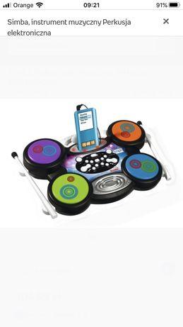 Perkusja elektroniczna Simba Toys