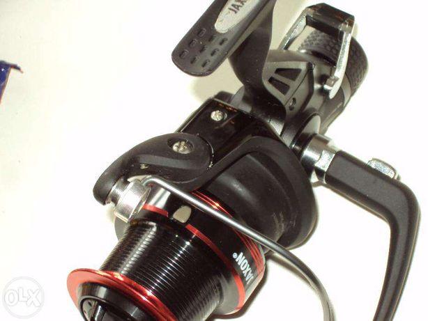 NA NOWY SEZON Kołowrotek Jaxon Red Carp FRXL 500