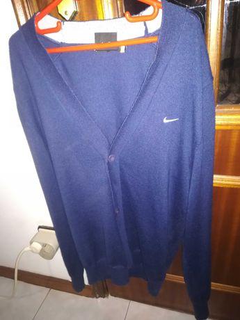 Casaco azul escuro da Nike Tam S veste M