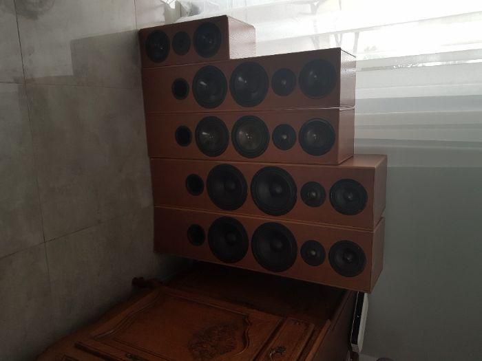kolumny - komplet 5 sztuk Aleksandrów Łódzki - image 1