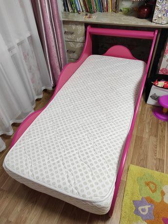 Детская кровать Minnie Mouse с матрасом