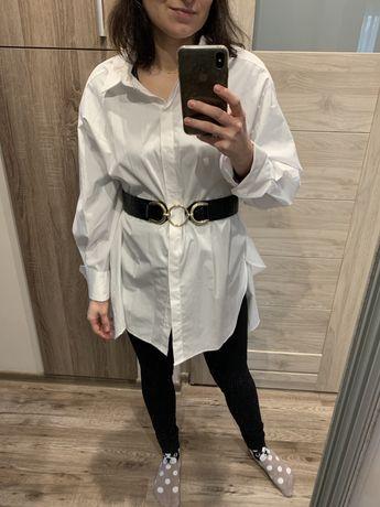 Oversizowa koszula ZARA, XS nowa