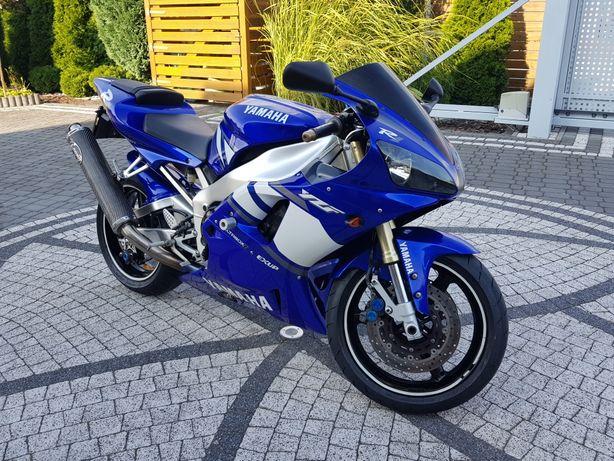Yamaha yzf r1 2001 okazja yamaha r1 yzf transport