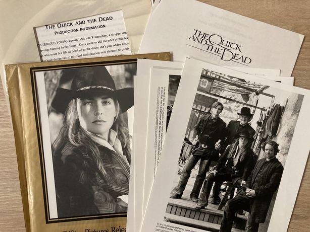 Szybcy i martwi  - zdjęcia promocyjne x5 kadry filmowe