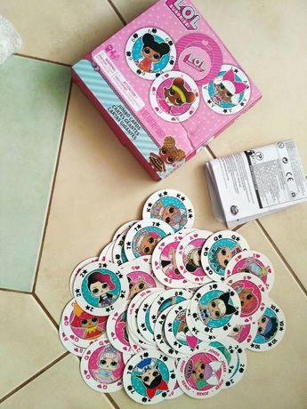 19 zł Lol suprise karty 56 sztuk gra dla dzieci