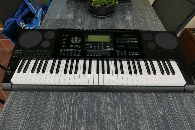 Keyboard Casio ctk 7200