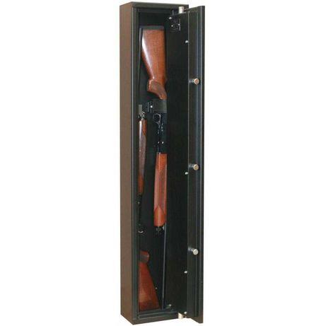 Cofre de 2 Armas Certificado - EN 14450-S1 - NOVO