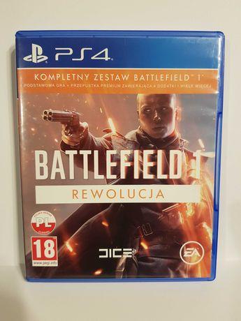 Battlefield 1 Rewolucja PS4 PL