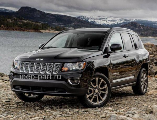 Jeep Compass 2011-2015 USA. Крылья передние.