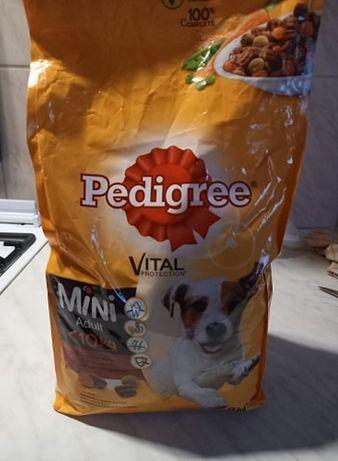 Oddam suchą karmę dla psa - Pedigree