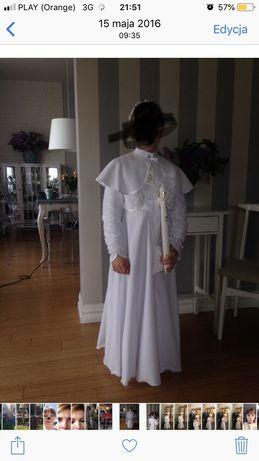 Sukienka komunijna i aksesoria
