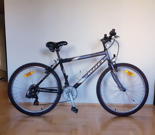 "Rower górski Kellys Radius MTB 26"" Shimano siodełko Selle Royal"