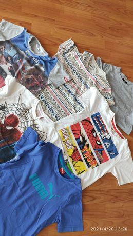 Koszulki orginalne, Puma,H&M,