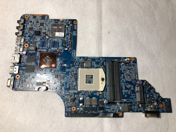 HP DV7-6000 Серия Материнская Плата