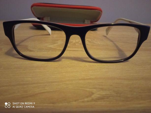 Okulary korekcyjne, ramki-oprawy