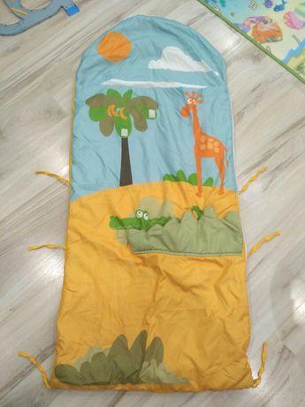 Удобный спальный конверт-одеяло