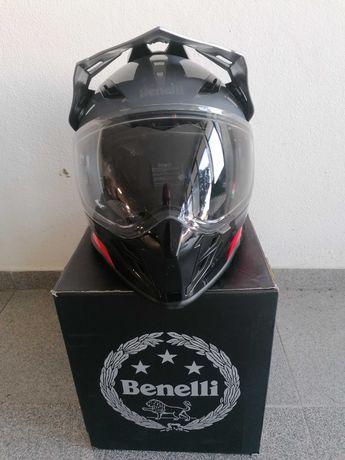 Capacete Benelli Off-Road
