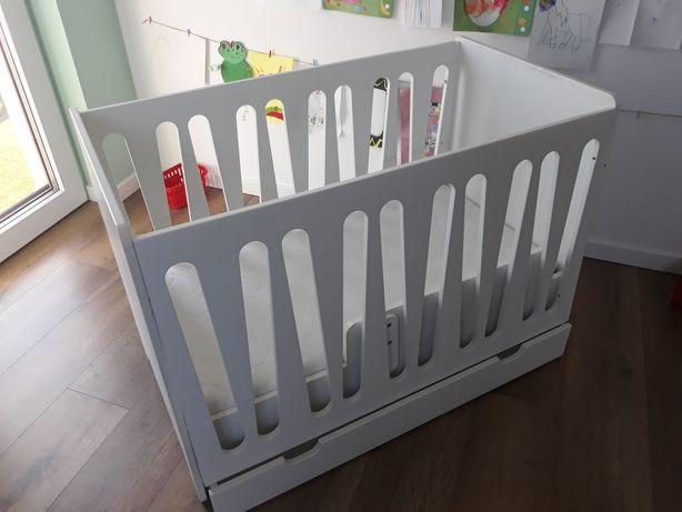 Łóżeczko dziecięce PINIO MOON + materac