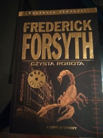 Czysta robota Frederick Forsyth