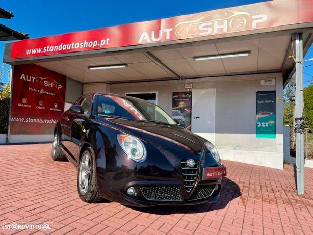 Alfa Romeo MiTo 1.3 JTD Schumacher Edition