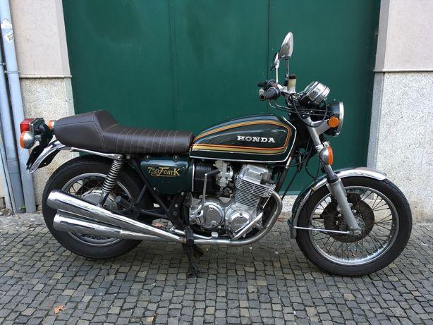Honda CB 750 Four K 1978