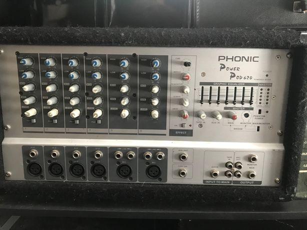 Активный микшер Phonic Power pod 620