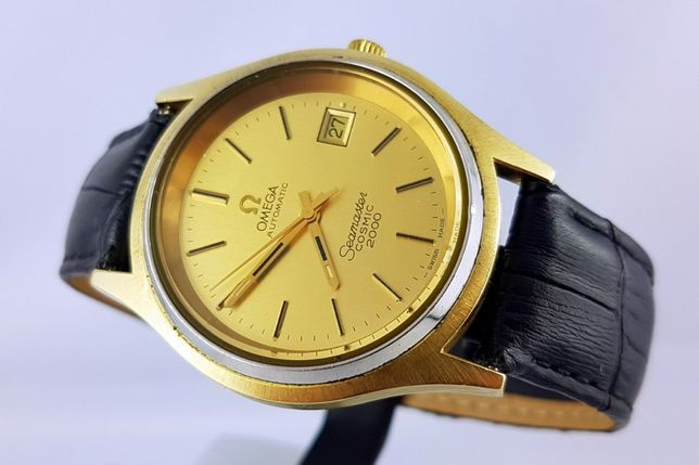 Zegarek meski Omega Cosmic seamaster automatic gwarancja  6miesiecy