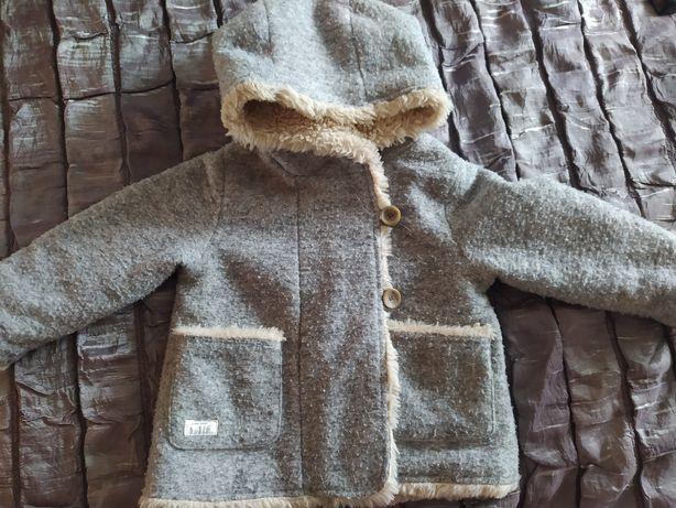 Пальто куртка  zara