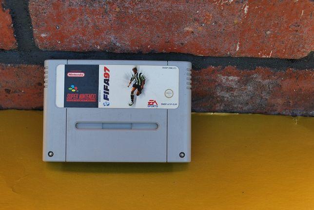 FIFA 97 1992 - Super Nintendo SNES EUR PAL