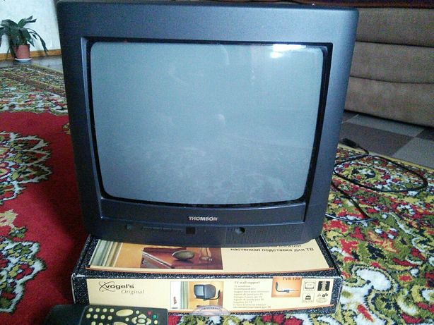 Телевизор THOMSON 14MG16KH+настенная подставка под ТВ VOGEL'S TVB-120