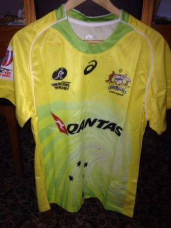 Camisola Rugby Austrália M Asics
