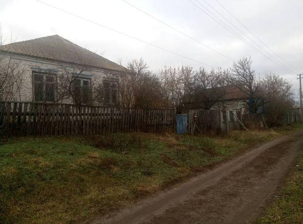 Продам участок земли 20 соток с кирпичным домом