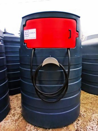 Zbiornik na paliwo 1500l