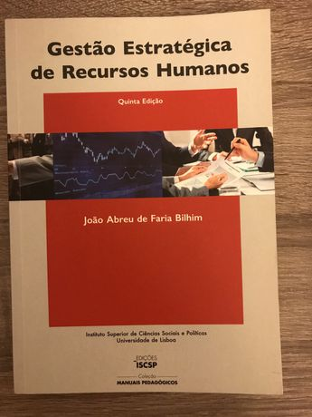 Livro NOVO Gestão Estratégica de Recursos Humanos