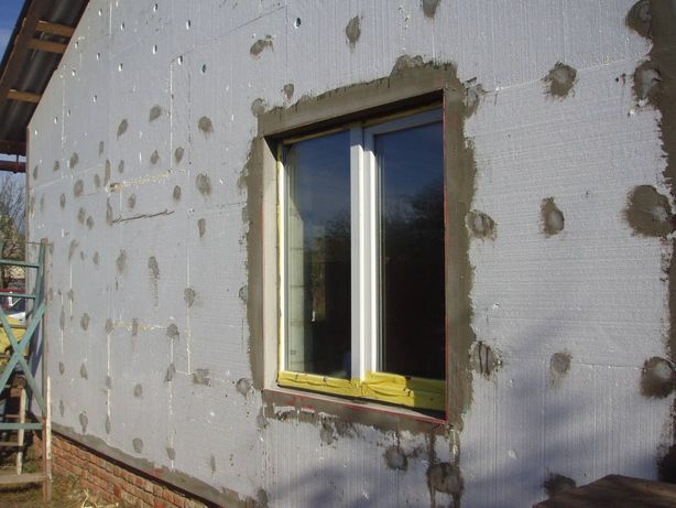 Фасад, утепления