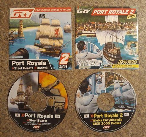 Port Royale + Port Royale 2 PC PL