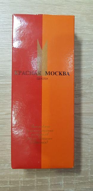 Одеколон красная москва 1993 г.