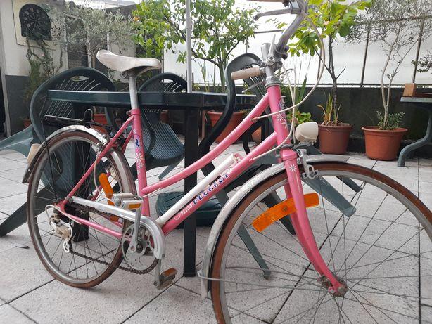 Bicicleta  Pasteleira vintage made in france
