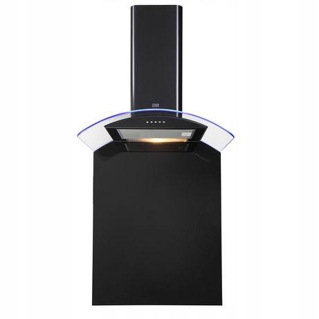 Okap kuchenny COOKE&LEWIS oświetlenie LED wraz ze szkłem pod okap nowy