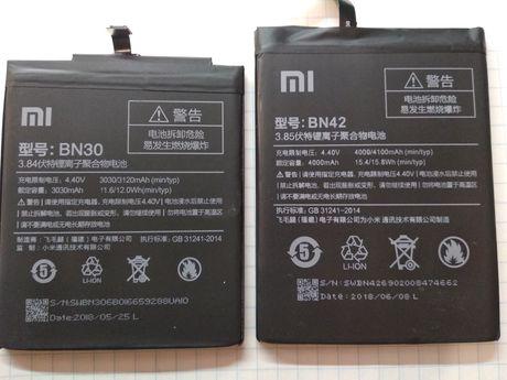Аккумулятор батарея Xiaomi Redmi 4a 4x 5, 5a 6a, Note 3 4x 5, 5a 6 7 8