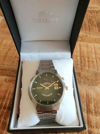 Orient Automatic FEU0002FW + pasek skóra gratis! -- NOWY--