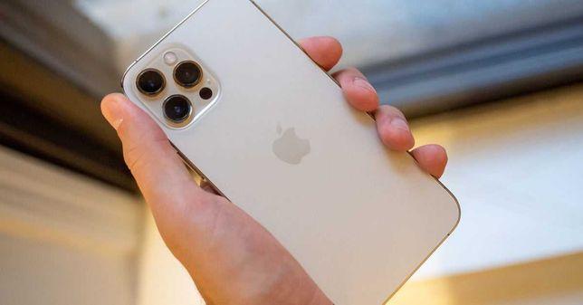 """ХИТ! Телефон iPhone 12 Pro Max Gold 6.7"""" Глобальная версия"""