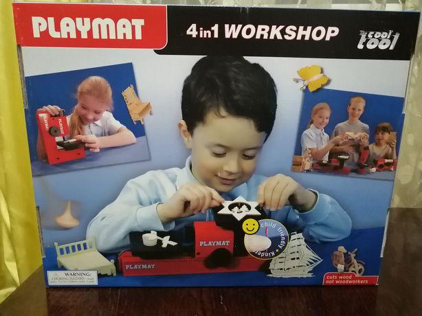 Playmat — многофункциональные станки по дереву