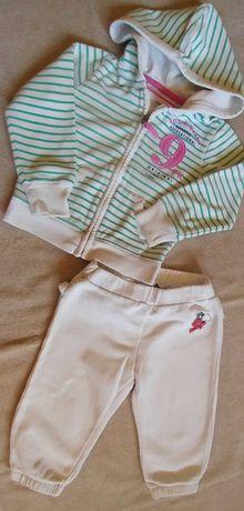 Спортивный костюм спортивные теплые штаны на девочку Disney Puma