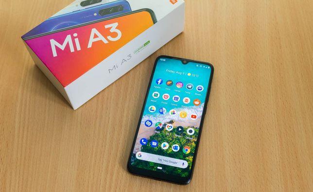 Xiaomi mi a3 4/64  обмен на Iphone 7-8