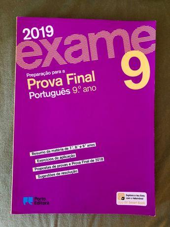 Preparação para a Prova Final Português 9º ano